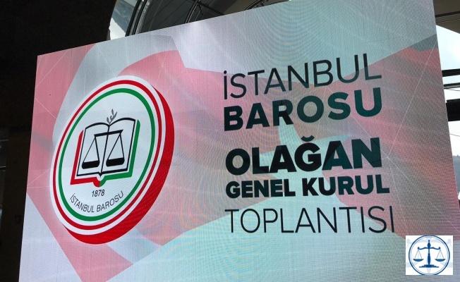 İstanbul Barosu Seçimleri, sayım başladı, Durakoğlu  önde