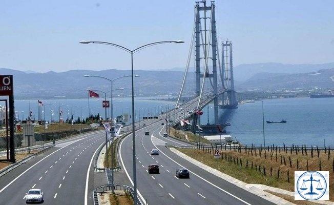 Osmangazi Köprüsü'nde bir geçiş skandalı daha