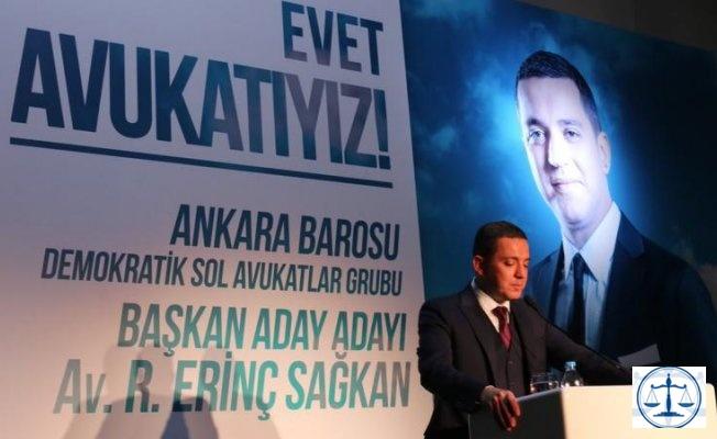 Seçimlere doğru Ankara Barosu'nda genç avukatlar rüzgarı