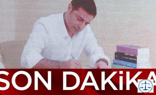 AİHM Demirtaş için 'bırakılsın' dedi, Erdoğan tepki gösterdi: Karar bizi bağlamaz