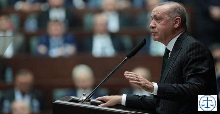 Cumhurbaşkanı Erdoğan: 'AİHM'İN KARARI BİZİ BAĞLAMAZ'