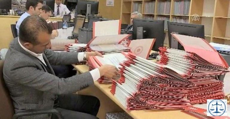 'OHAL Komisyonu 40 bin dosyayı karara bağladı, 85 bin dosya kaldı'