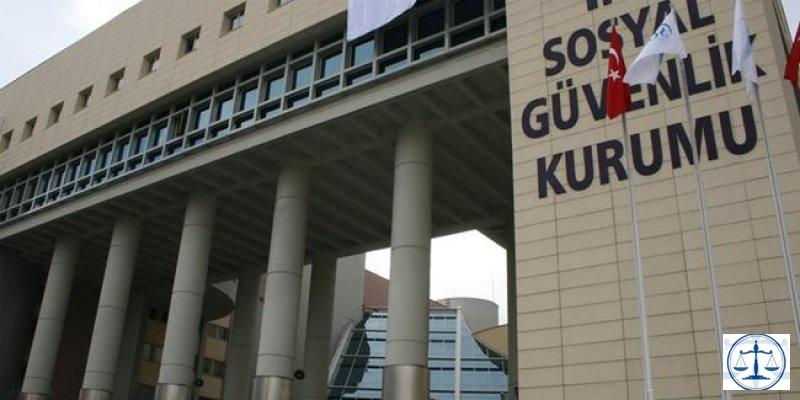 SGK'dan prim borçlarına taksit düzenlemesi