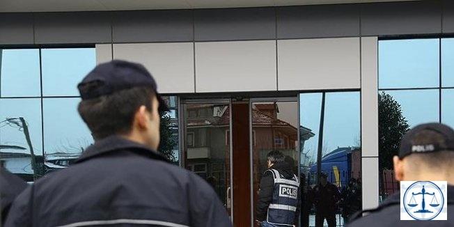 Adliye personeline 'ardışık arama' soruşturması: 62 gözaltı