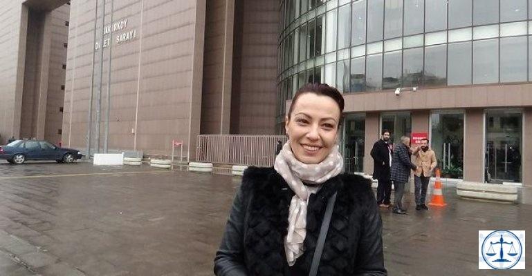 Avukata hakarete bin 800 lira para cezası