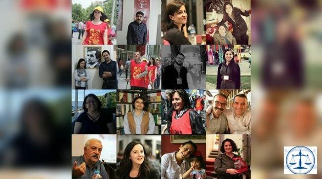 Halkın avukatları yeniden hakim karşısında: Bir jandarma, İzmir Baro Başkanı'na engel oldu