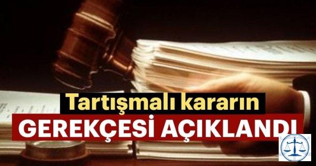 Muğla'daki tartışmalı ankesör kararının gerekçesi açıklandı