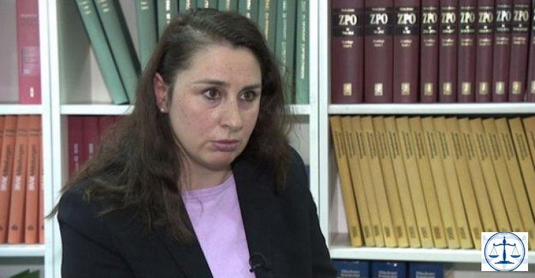 Türk avukata tehdit mektubu: 'Kızını katlederiz'