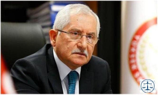 YSK Başkanı Güven: Mükerrer seçmen de sahte seçmen de hayali seçmen de...