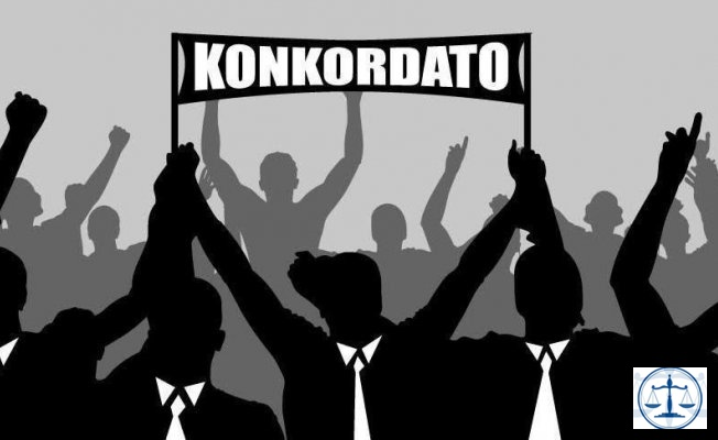 4 ŞUBAT 8 ŞUBAT 2019 Tarihleri Arasında  Türkiye Genelinde 64 Firma Konkordato Başvurusunda Bulundu