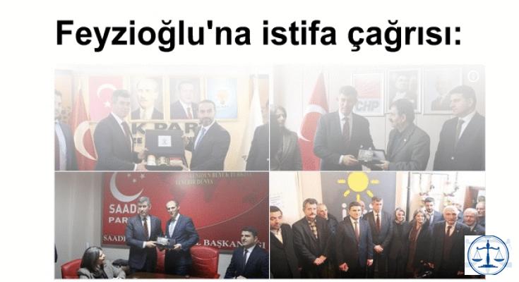 Feyzioğlu'na istifa çağrısı: