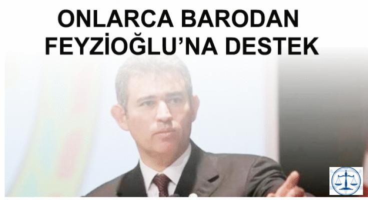 ONLARCA BARODAN FEYZİOĞLU'NA DESTEK