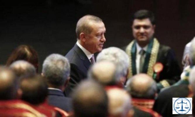 Erdoğan'a hakarete beraat kararı verdiği için cezalandırılan hakim hakkında HSK'den açıklama