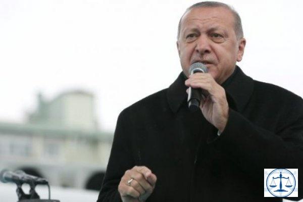 Erdoğan mitingde kadını azarladı: Hanımefendi, hanımefendi provoke etme bizi