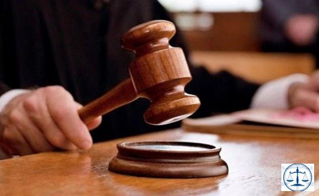 Hakimin odasında uyuşturucu hap düşüren hükümlü tutuklandı