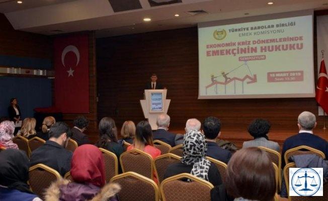 TBB Başkanı Feyzioğlu: Arabuluculuk suistimal ediliyor