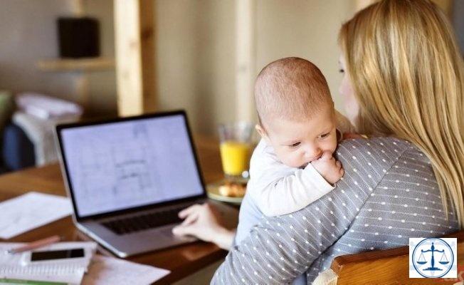Annelere Yarım Çalışma Ödeneği ve Şartları