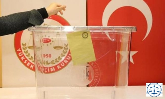 """""""Anormal bir geçersiz oy dağılımı yok"""