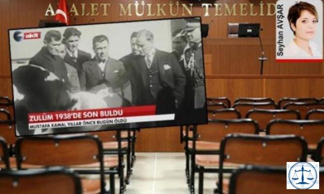 Atatürk'e hakaret davasında beraat kararına başsavcılık itiraz etti