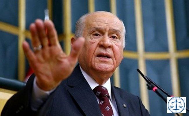 Bahçeli'den Kılıçdaroğlu'na saldırıya ilişkin açıklama