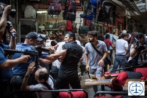 Cumartesi Anneleri'nin eyleminde Aydoğan, takipsizlik kararına itiraz etti