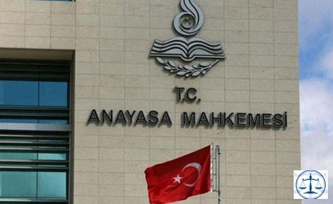 AYM'den CHP'ye ret: Saray'a bir sınırsız yetki daha