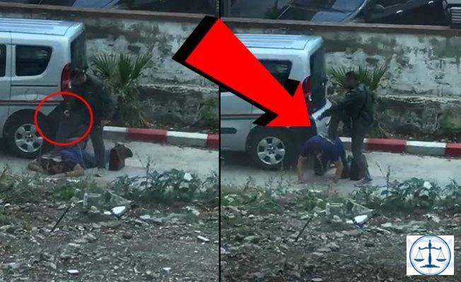 Haciz işlemi yapmaya çalışan avukatı yere yatırıp kafasına silah dayadılar