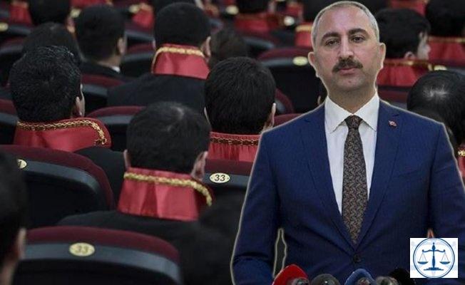 """Bakan Gül'den """"Hakim-savcı"""" açıklaması"""