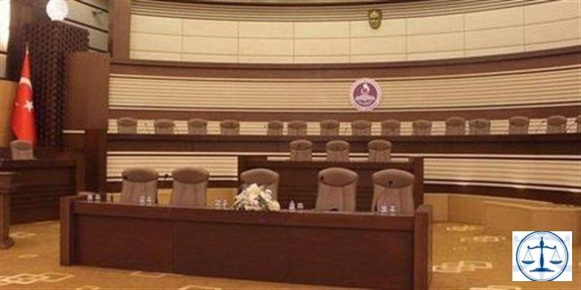 Eski Danıştay üyelerinin Yüce Divan'da yargılandığı davada karar açıklandı