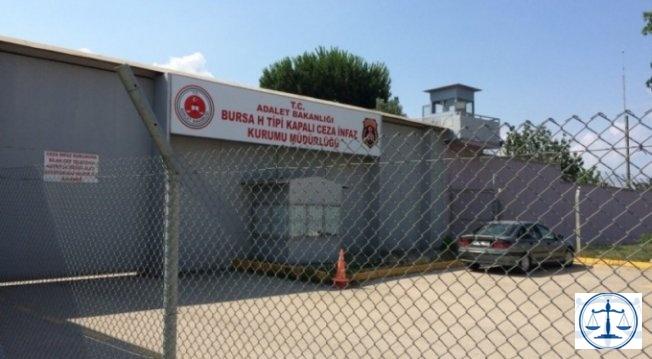 Bursa'da skandal olay! Cezaevine uyuşturucu sokan avukat...