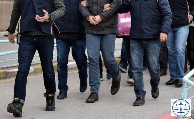41 il ve KKTC'de FETÖ operasyonu: 214 gözaltı