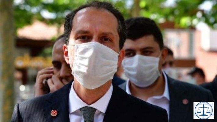 Fatih Erbakan'dan aşı yorumu: Yarı insan yarı maymun...