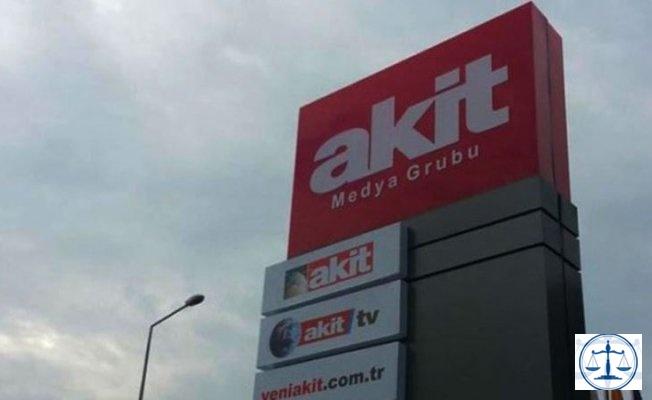 Ankara Barosu'ndan Akit'e suç duyurusu