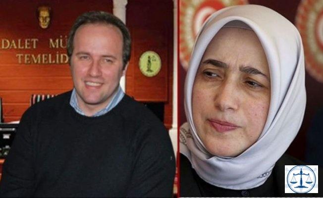 'Hakaret'le suçlanan avukata 7 yıla kadar hapis istemi