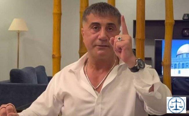 Sedat Peker hakkında tutuklama kararı çıkarıldı