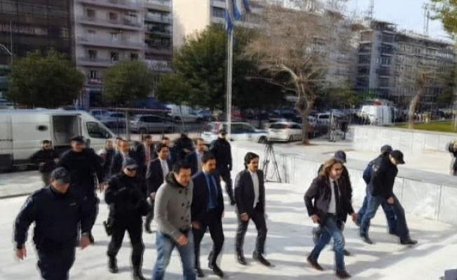 Şanlıurfa'da 22 kişi FETÖ'den tutuklandı