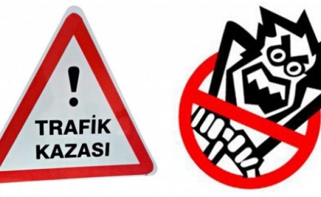 Erzincan'da 3 ayrı trafik kazasında 27 kişi yaralandı