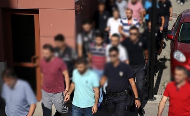 Erzurum'daki FETÖ soruşturmasında 12 tutuklama