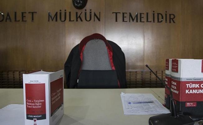 FETÖ'den yargılanan 14 ÖKK personelinine tahliye