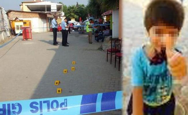 Mersin'de dehşet! 5 yaşındaki çocuk bıçaklanarak öldürüldü