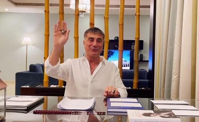 Sedat Peker bu kez CHP'ye seslendi: O bankada ne işi var hiç soruyor musunuz?