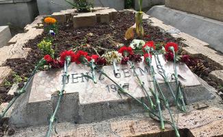 Üç fidan mezarları başında anıldı.. Polis iki kişiye ceza kesti