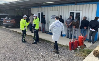 Otopark çetesine operasyon: 15 gözaltı