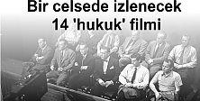 Bir celsede izlenecek 14 'hukuk' filmi