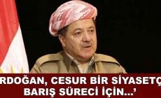Barzani'den 'çözüm süreci' açıklaması