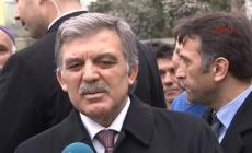 Abdullah Gül'den 'Kürt bayrağı' açıklaması