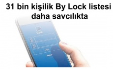 31 bin kişilik By Lock listesi daha savcılıkta