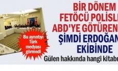 Bir dönem FETÖcü polisleri ABD'ye götüren isim şimdi Erdoğan'ın ekibinde