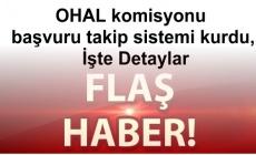 OHAL komisyonu başvuru takip sistemi kurdu, İşte Detaylar