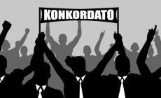 13 Aralık-14 Aralık -17 Aralık 2018 Tarihleri Arasında  Türkiye Genelinde 45 Firma Konkordato Başvurusunda Bulundu